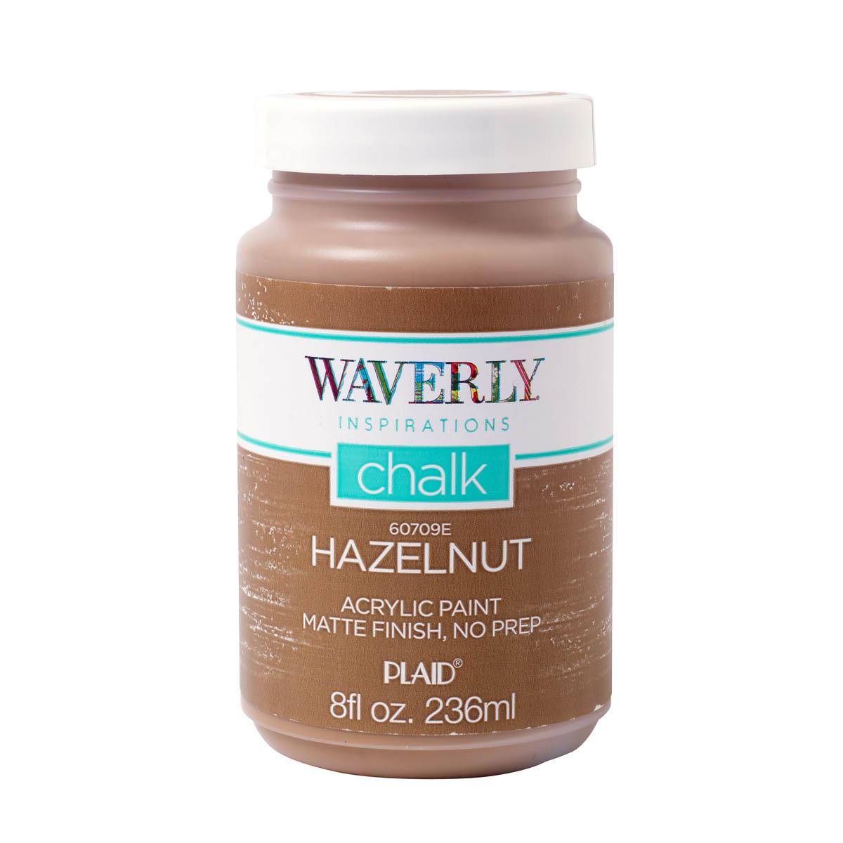 Waverly ® Inspirations Chalk Acrylic Paint - Hazelnut, 8 oz.