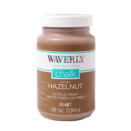 Waverly ® Inspirations Chalk Acrylic Paint - Hazelnut, 8 oz. - 60709E