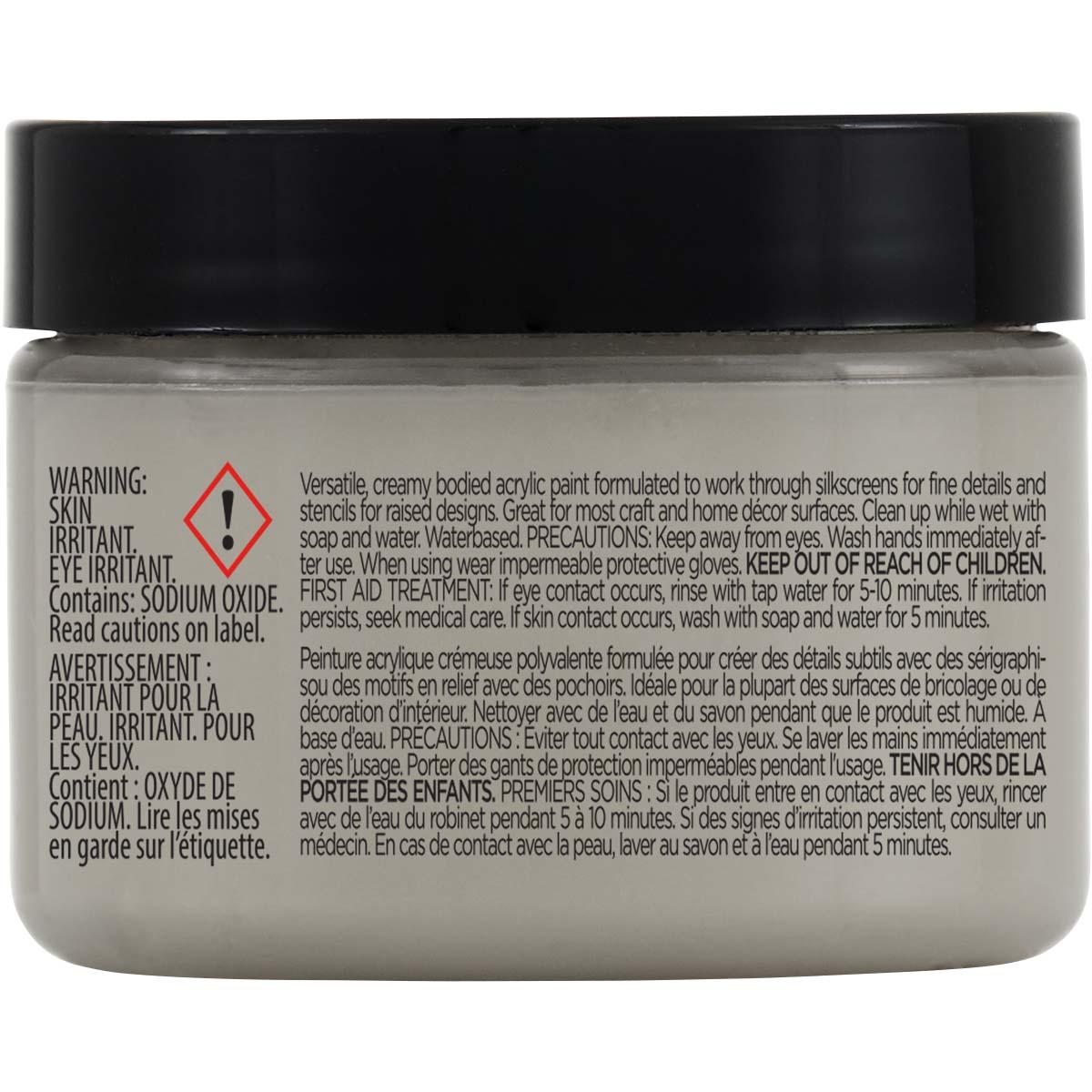 FolkArt ® Design Creme™ - Gravel, 3 oz. - 34850