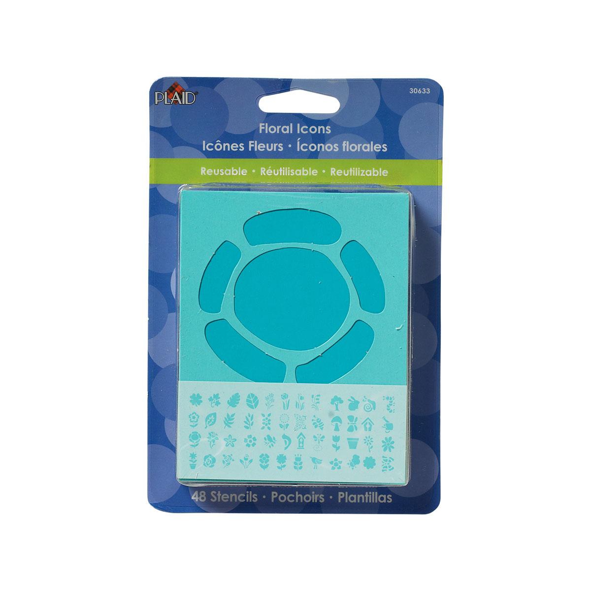 Plaid ® Stencils - Value Packs - Letter Stencils - 3
