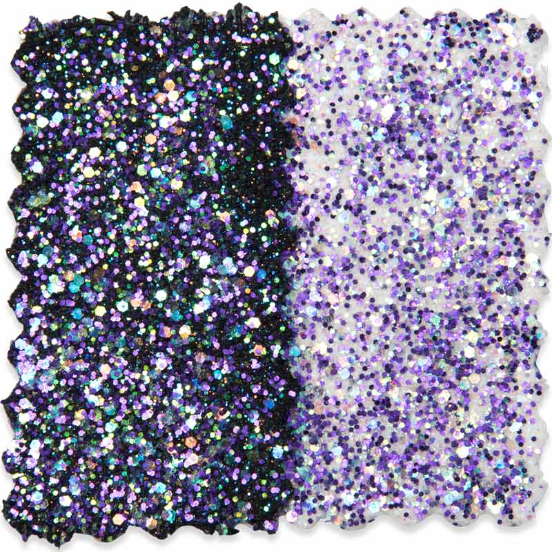 Fabric Creations™ Fantasy Glitter™ Fabric Paint - Pegasus Purple, 2 oz. - 26357