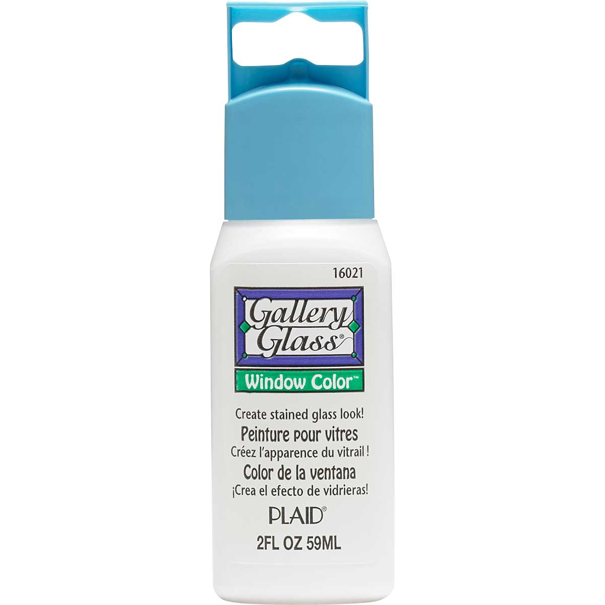 Gallery Glass ® Window Color™ - White Pearl, 2 oz.
