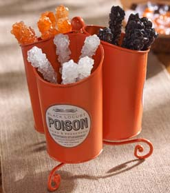 Party Caddy for Halloween