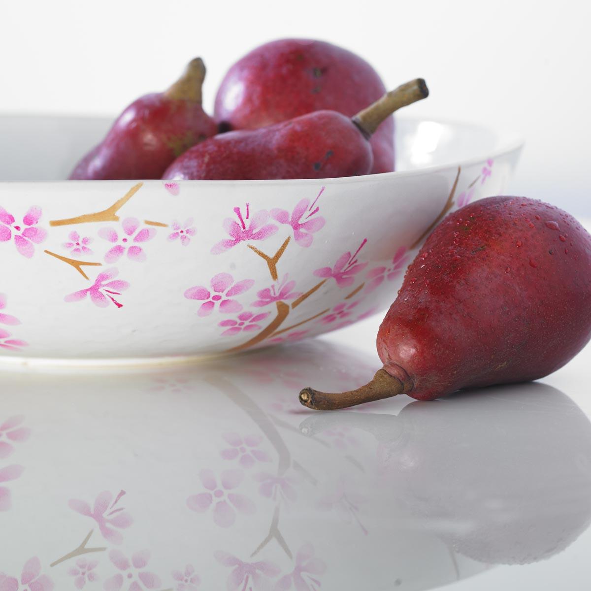 FolkArt ® Painting Stencils - Small - Cherry Blossom - 13224