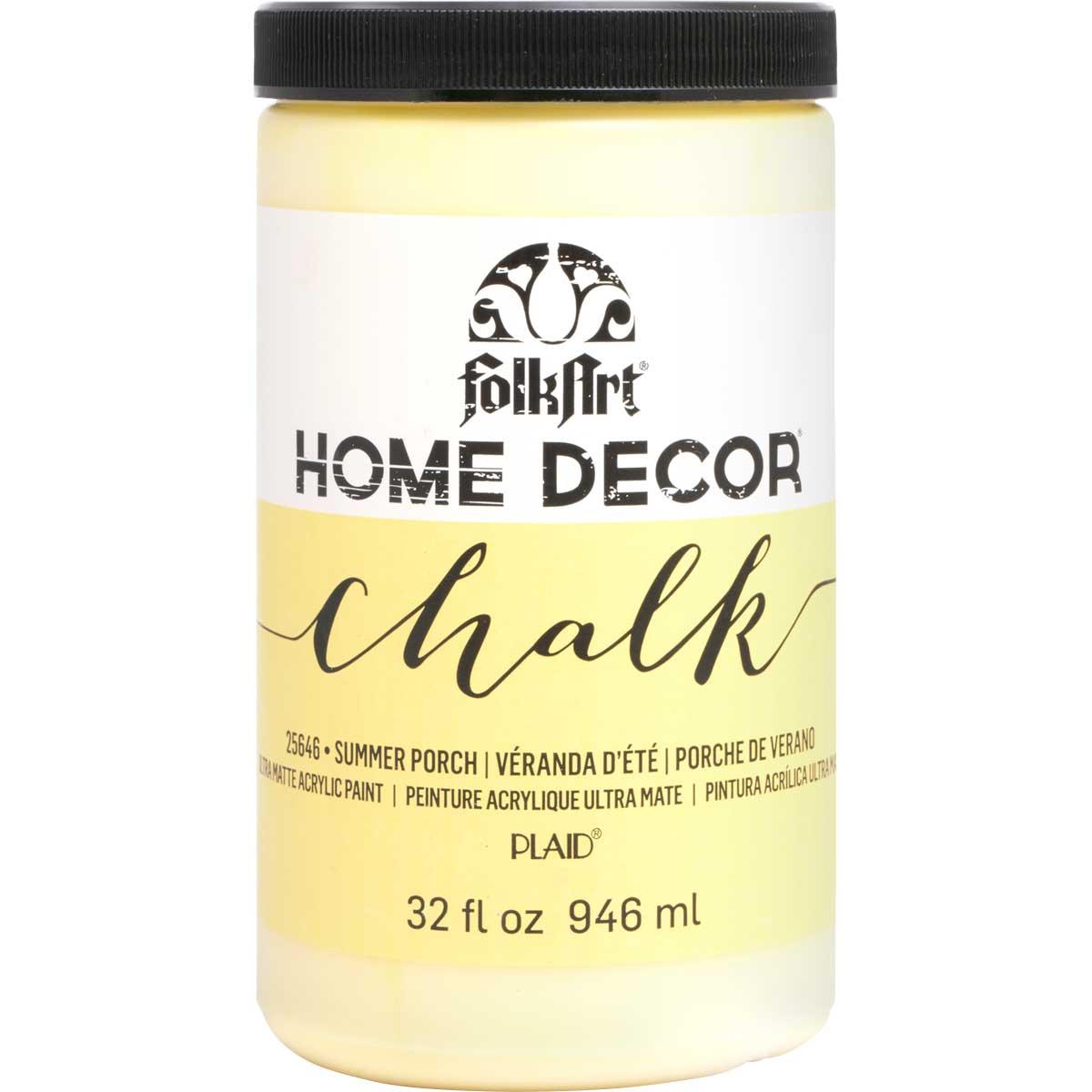 FolkArt ® Home Decor™ Chalk - Summer Porch, 32 oz.