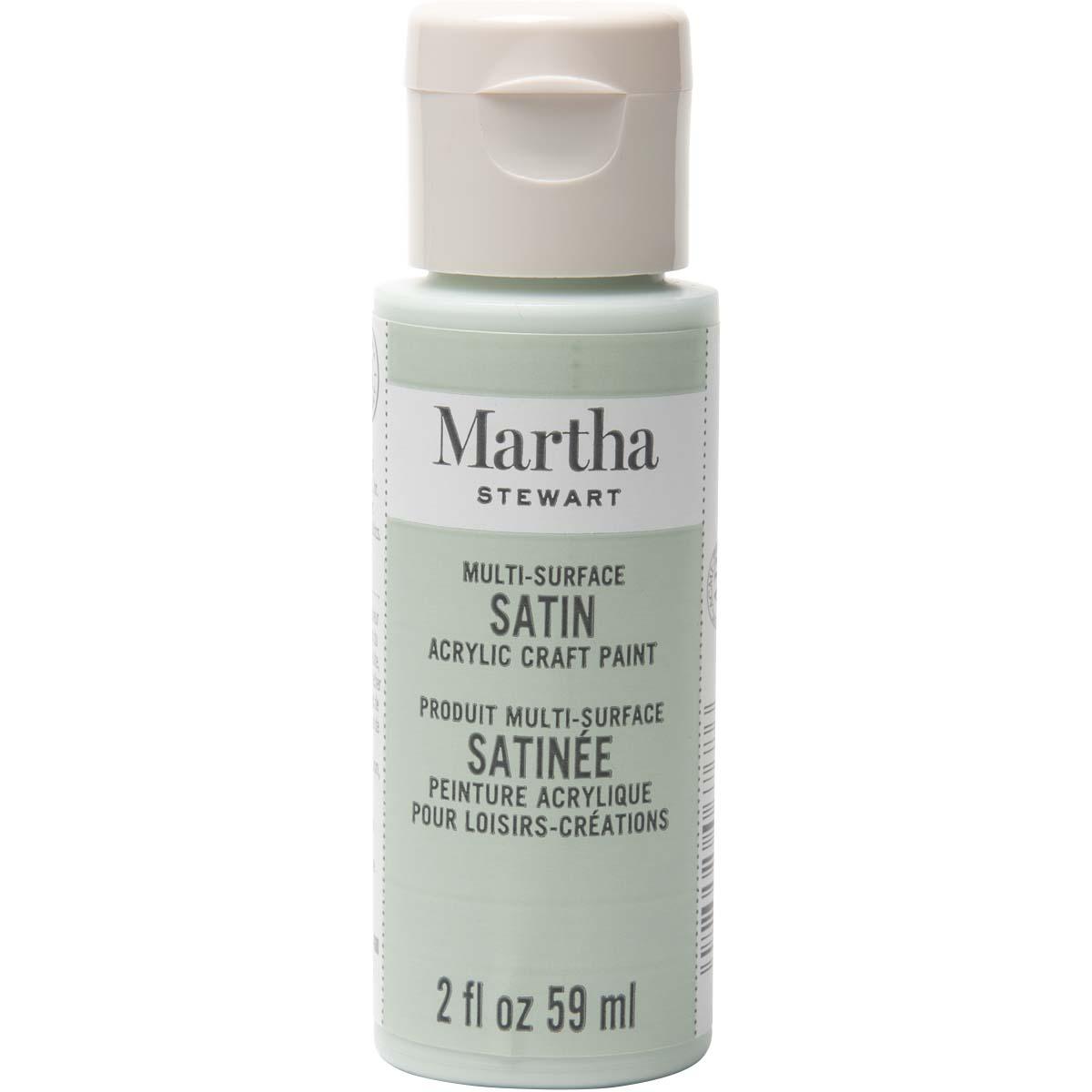 Martha Stewart® 2oz Multi-Surface Satin Acrylic Craft Paint - Cloud
