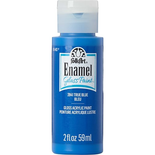FolkArt ® Enamels™ - True Blue, 2 oz. - 2841