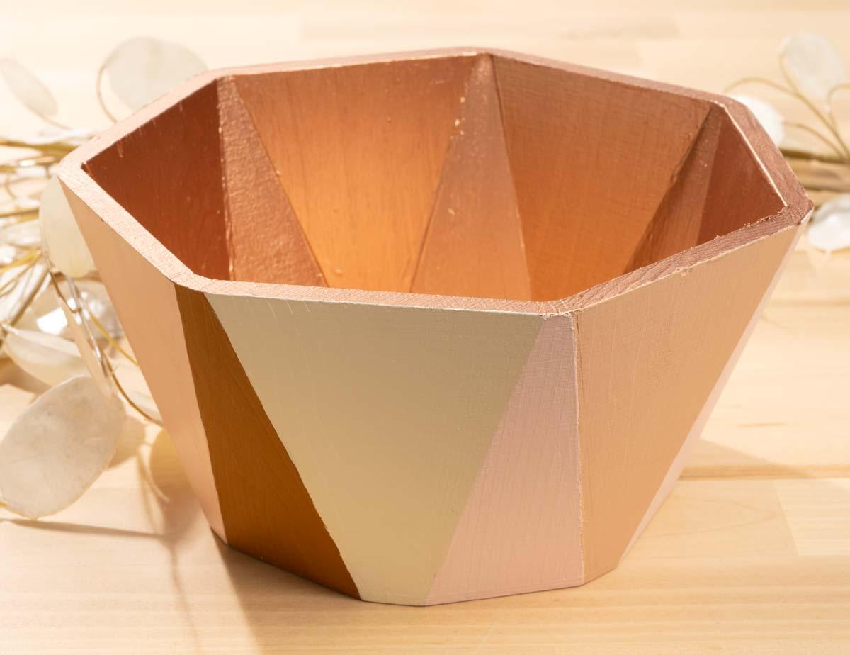 Plaid ® Wood Surfaces - Wood Bowl - 56712