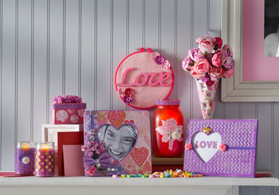 Valentine's Day Tussy Mussy