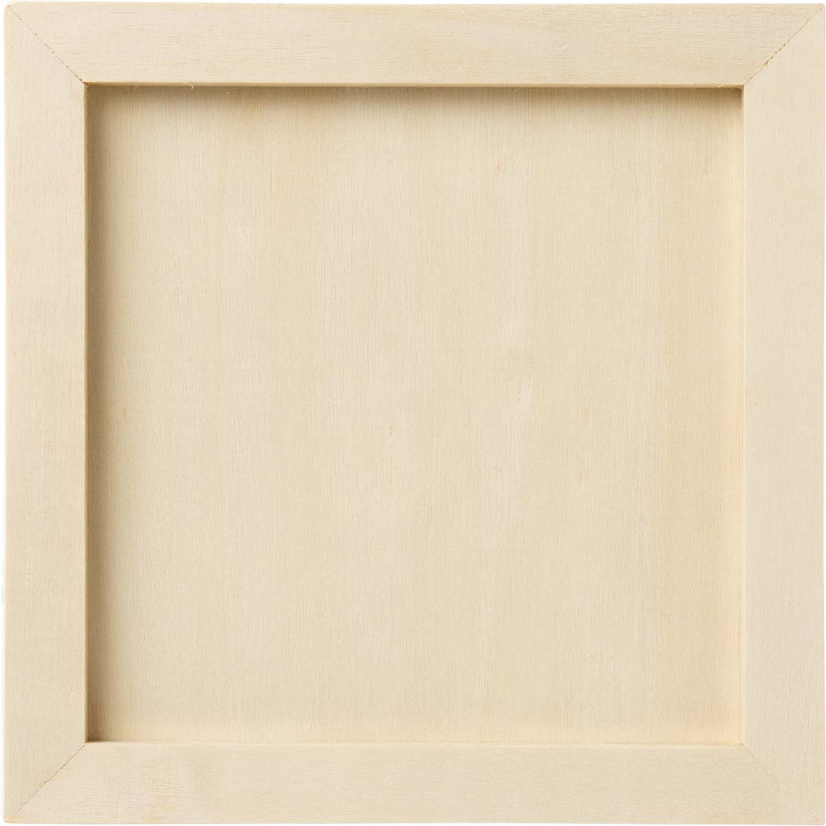 Plaid ® Wood Surfaces - Plaques - Square, 6