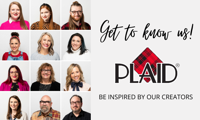 Meet the Plaid Content Team!