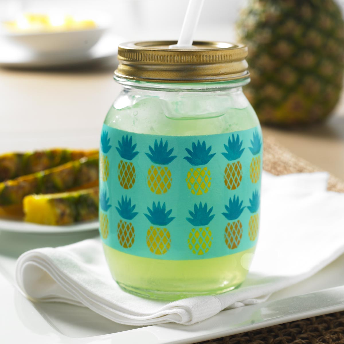 FolkArt ® Painting Stencils - Small - Pineapple
