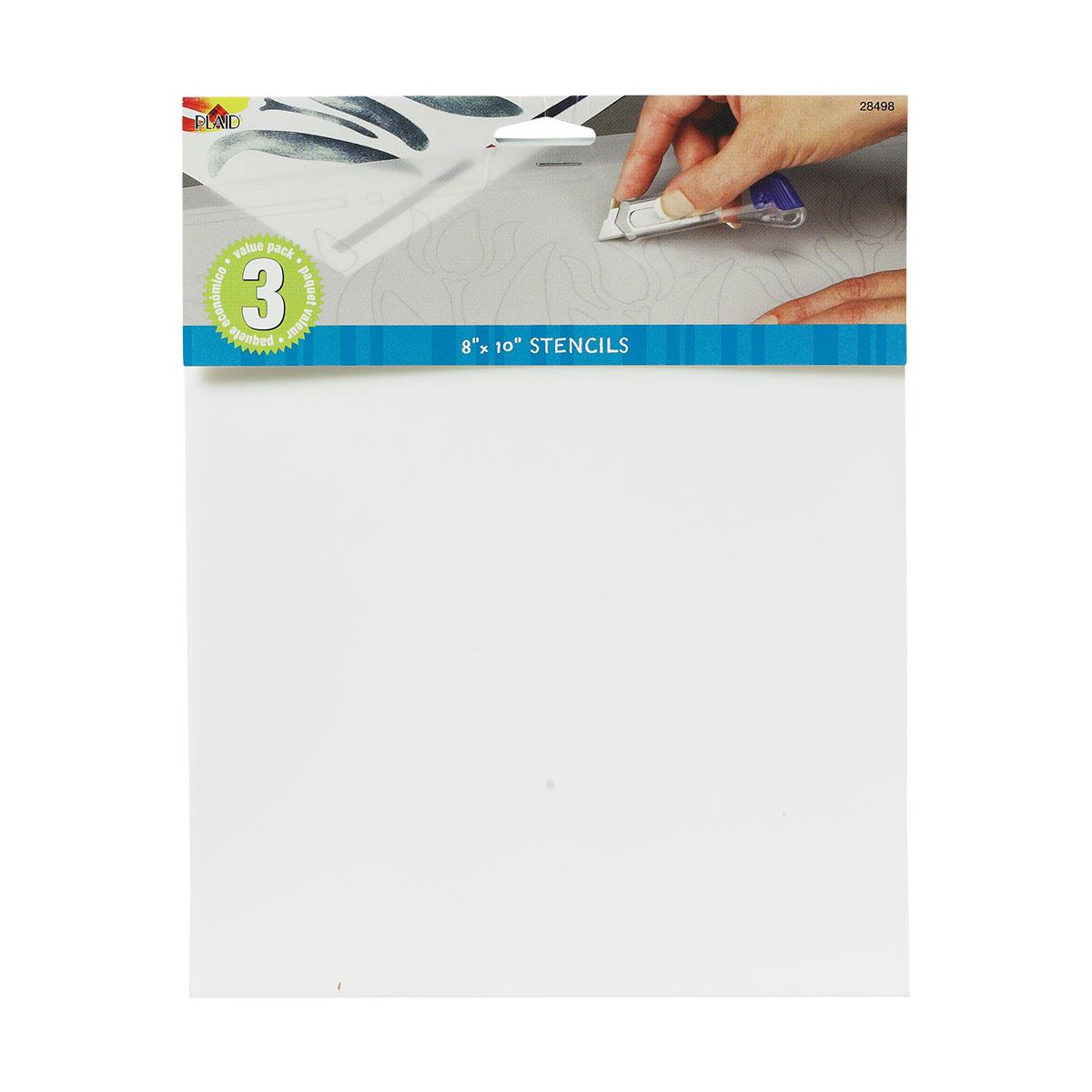Simply ® Stencils - Value Packs - Blanks