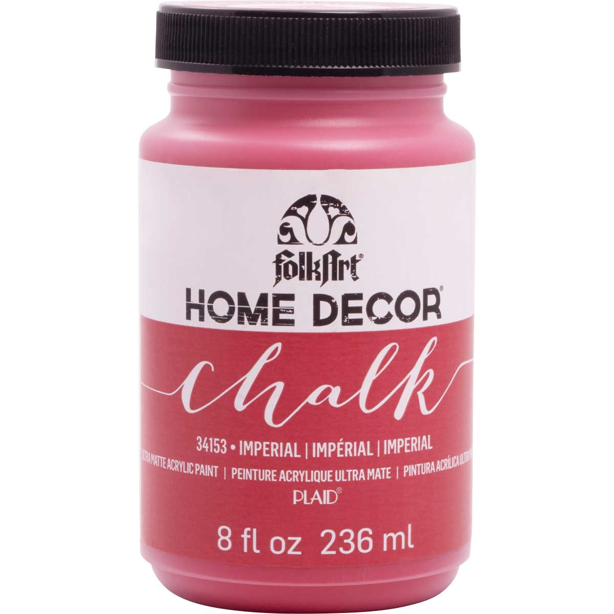FolkArt ® Home Decor™ Chalk - Imperial, 8 oz. - 34153