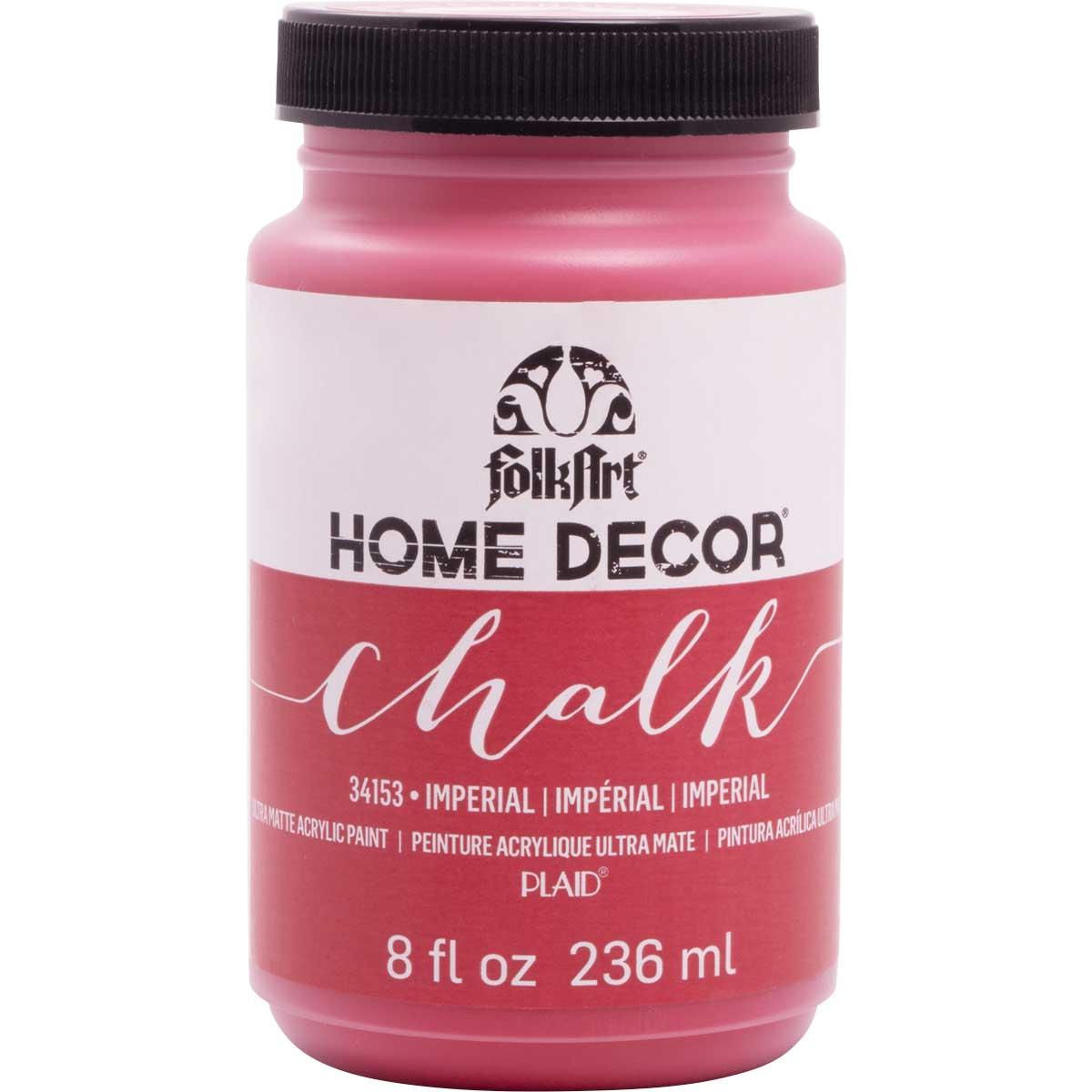 FolkArt ® Home Decor™ Chalk - Imperial, 8 oz.