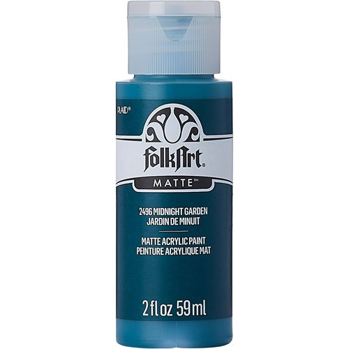 FolkArt ® Acrylic Colors - Midnight Garden, 2 oz.