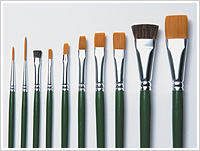 FolkArt ® One Stroke™ Brushes - Brush Sets - Value Pack - 1059
