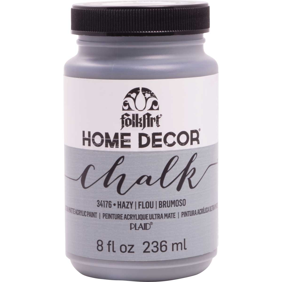 FolkArt ® Home Decor ® Chalk - Hazy, 8 oz.