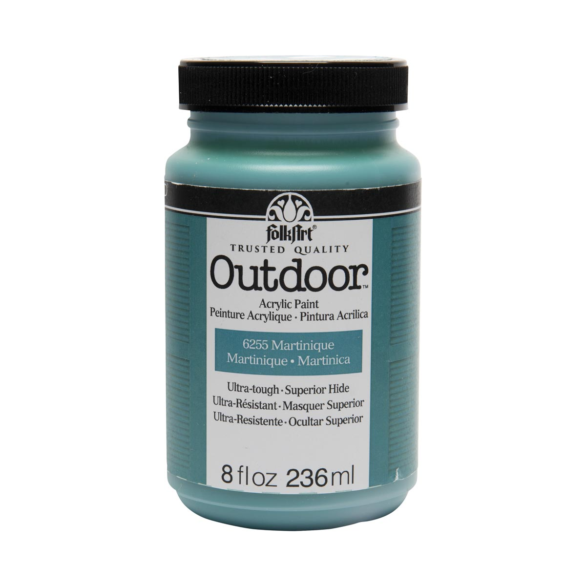 FolkArt ® Outdoor™ Acrylic Colors - Martinique, 8 oz.