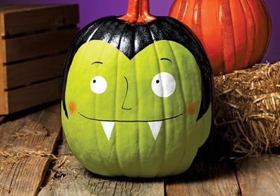 Frightfully Fun Pumpkin