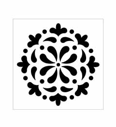 FolkArt ® Home Decor™ Stencils - Suzani