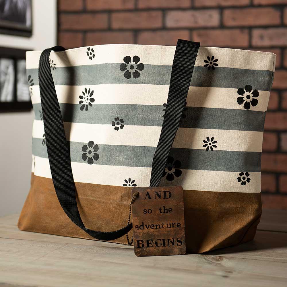 DIY Tote Bag Gift for Graduate