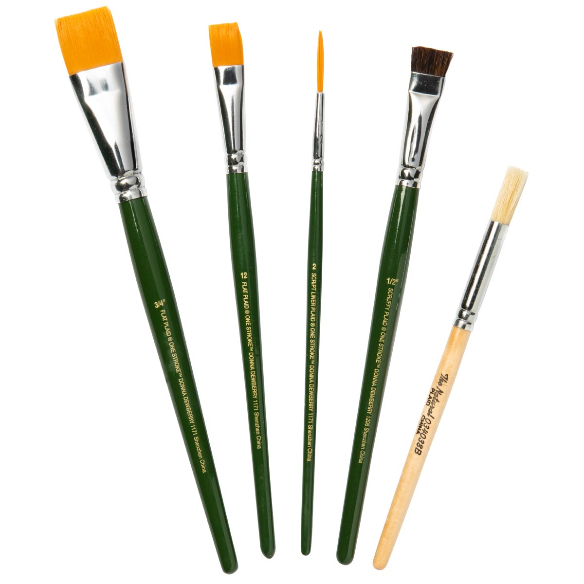 FolkArt ® One Stroke™ Home Town Painting Kit - 99492