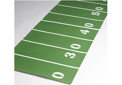 FolkArt Multi-Surface Football Field Table Runner