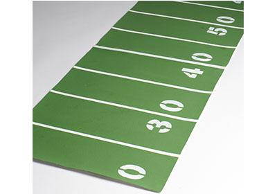 FolkArt Multi-Surface Football Field Table Runner