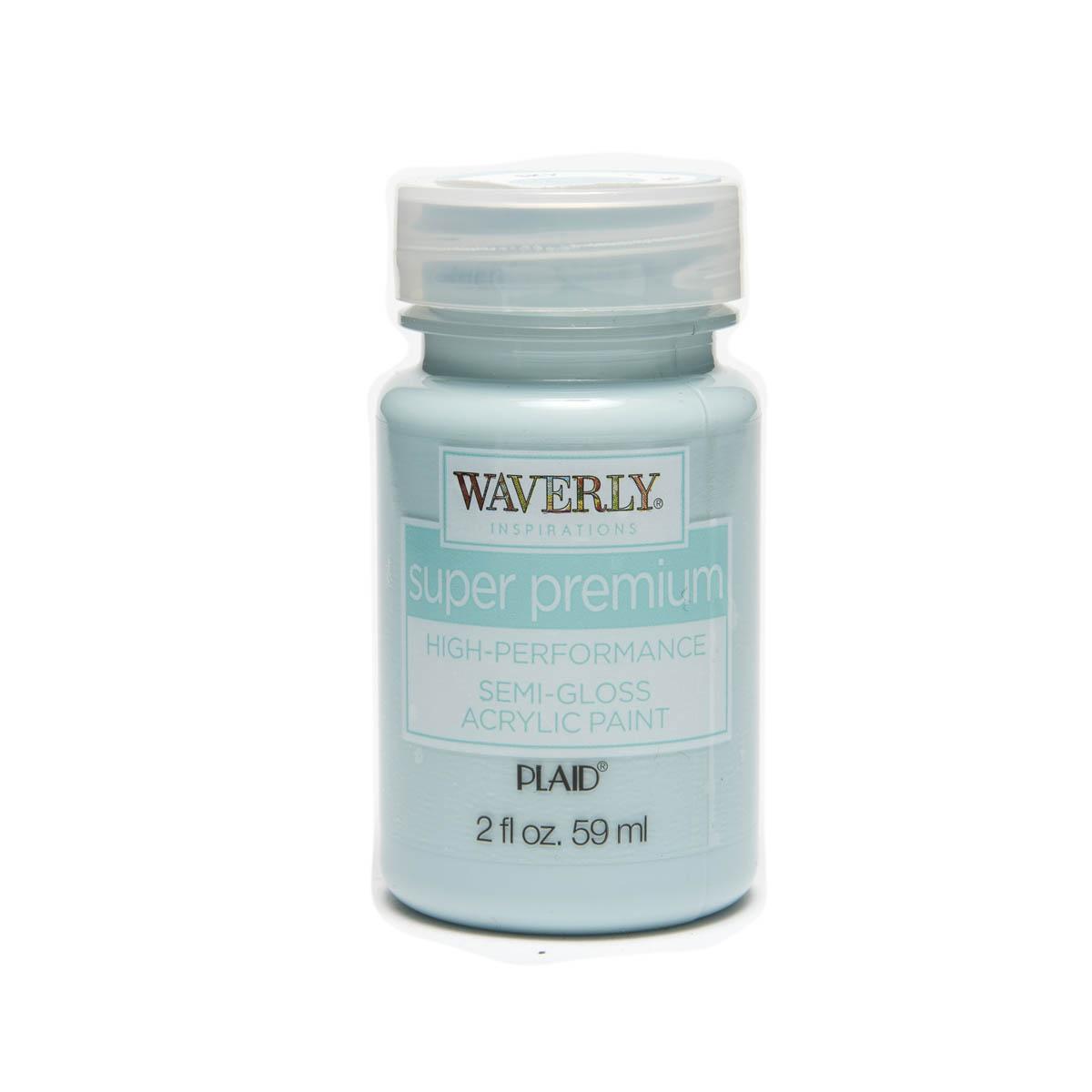 Waverly ® Inspirations Super Premium Semi-Gloss Acrylic Paint - Sky, 2 oz.