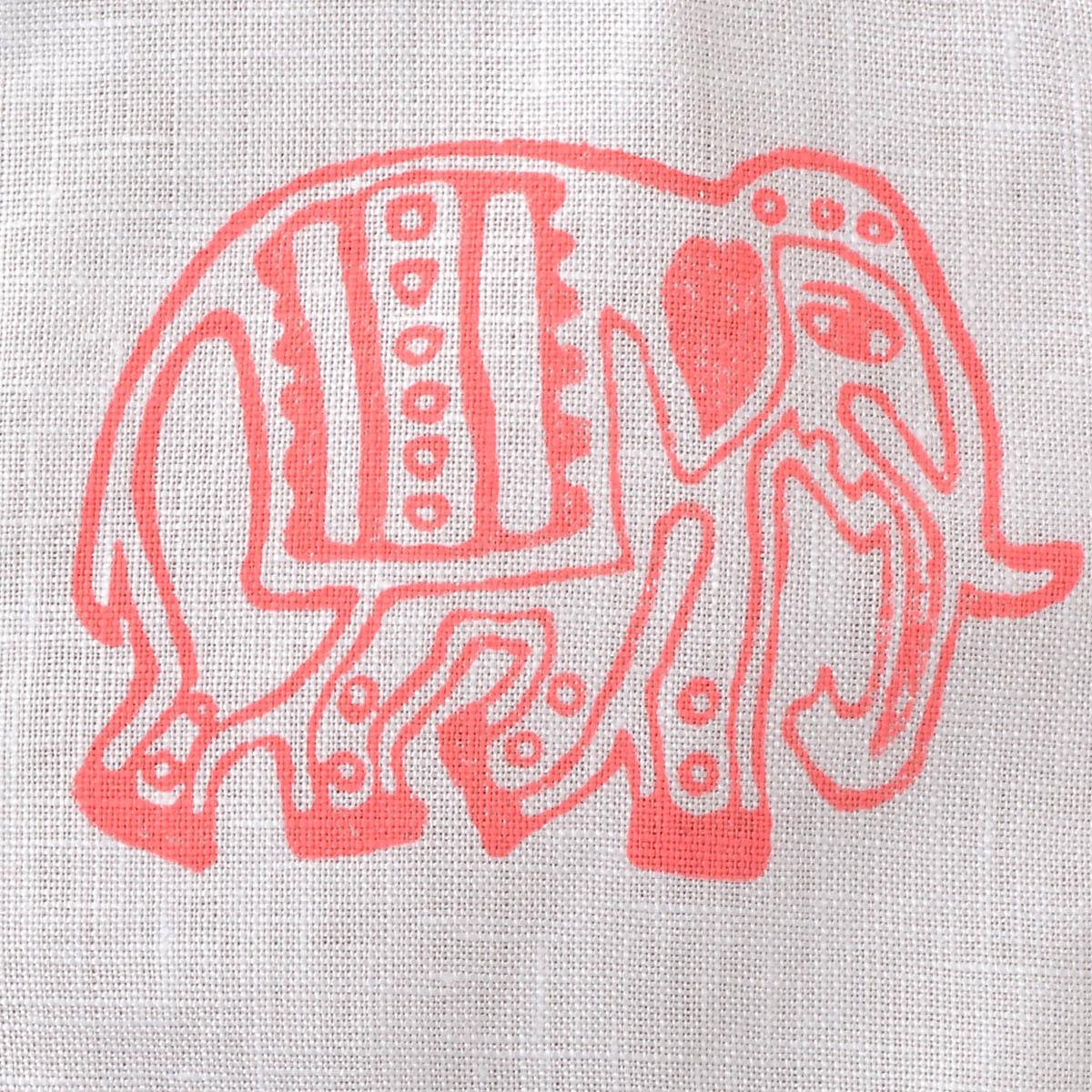 Fabric Creations™ Block Printing Stamps - Medium - Parade Elephant