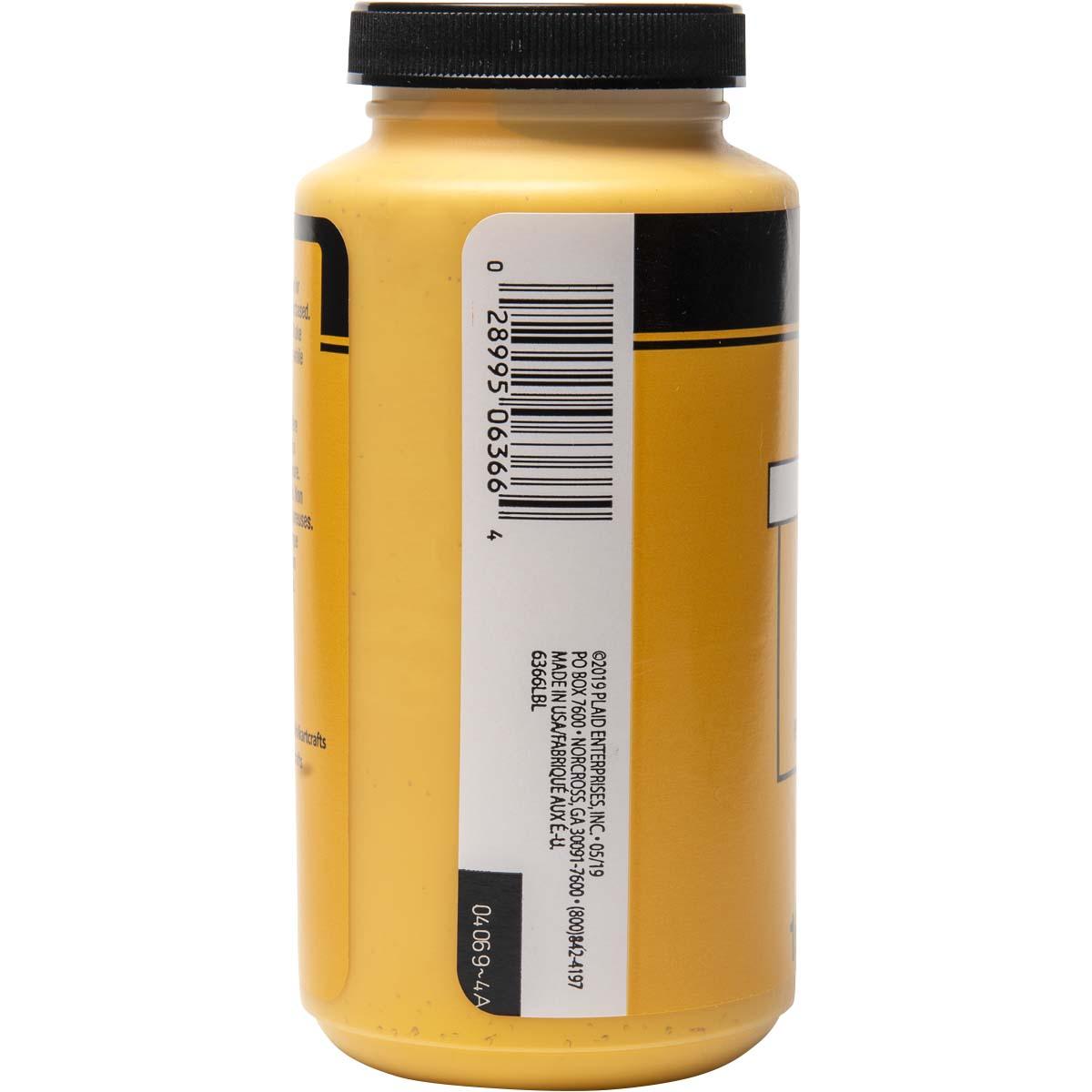 FolkArt ® Acrylic Colors - School Bus Yellow, 16 oz.
