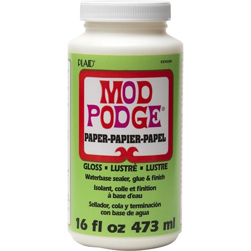 Mod Podge ® Paper - Gloss, 16 oz. - CS11239