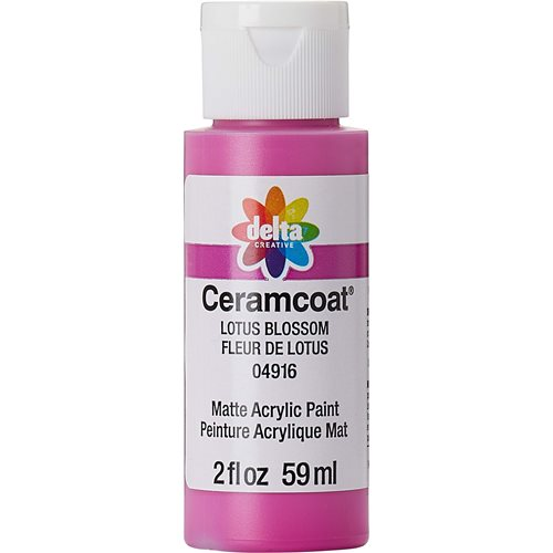 Delta Ceramcoat ® Acrylic Paint - Lotus Blossom, 2 oz. - 04916