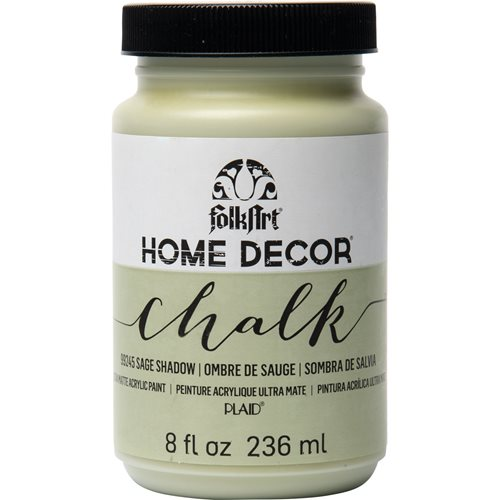 FolkArt ® Home Decor™ Chalk - Sage Shadow, 8 oz.