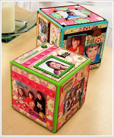 Photo Cubes