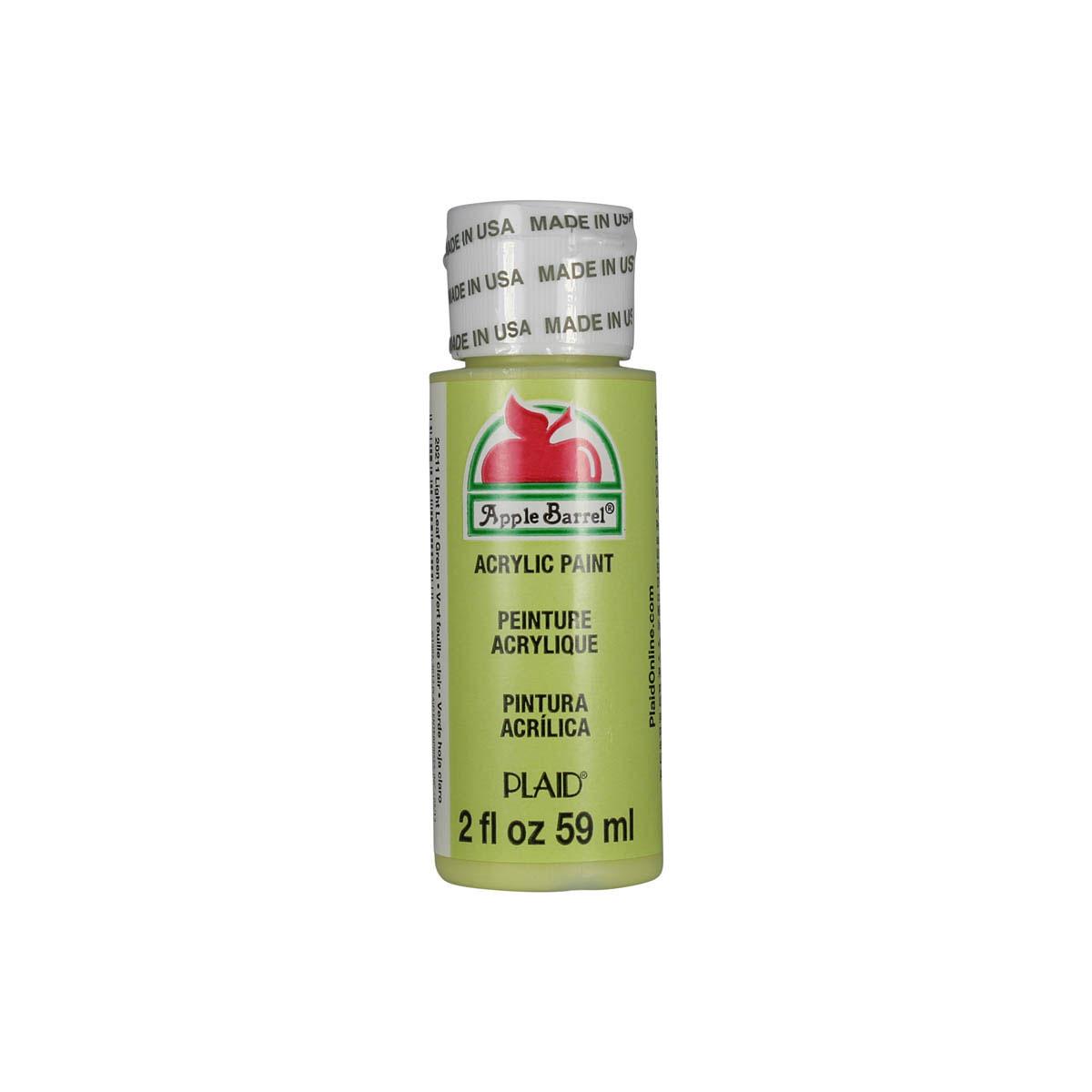 Apple Barrel ® Colors - Light Leaf Green, 2 oz. - 20211