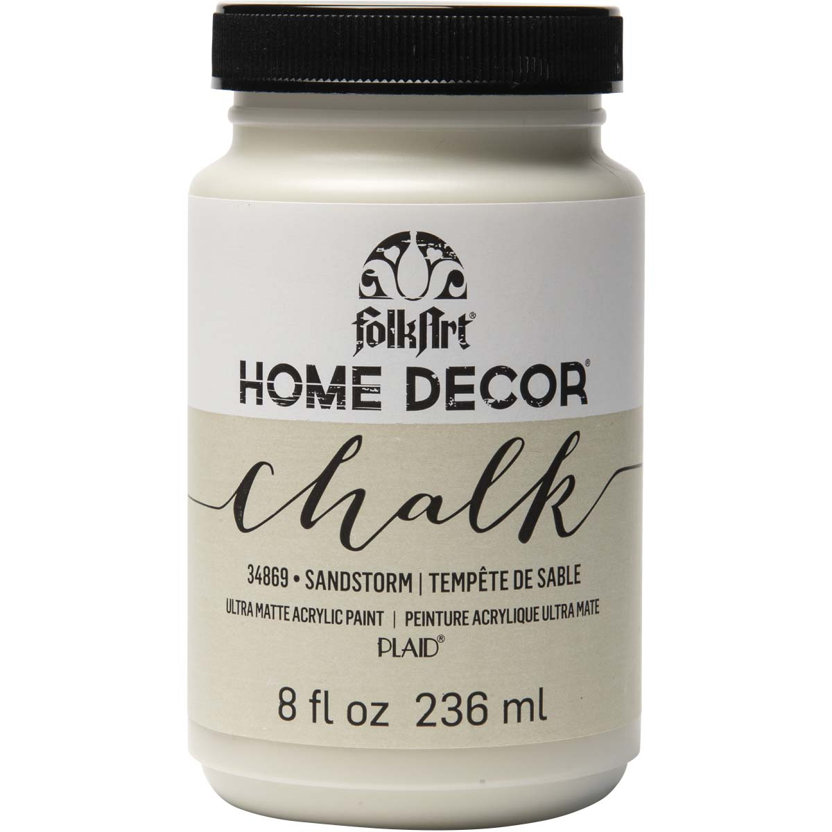 FolkArt ® Home Decor™ Chalk - Sandstorm, 8 oz. - 34869