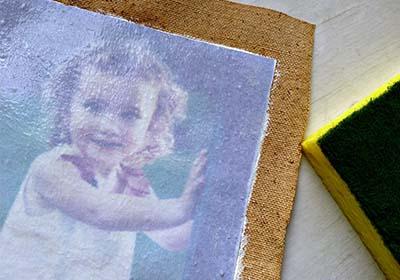 Mom's Photo Purse