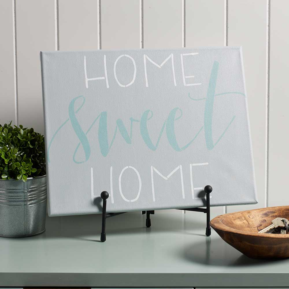 FolkArt ® Painting Stencils - Sign Making - Home Sweet Home