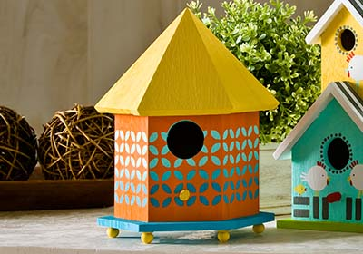 Gazebo Birdhouse