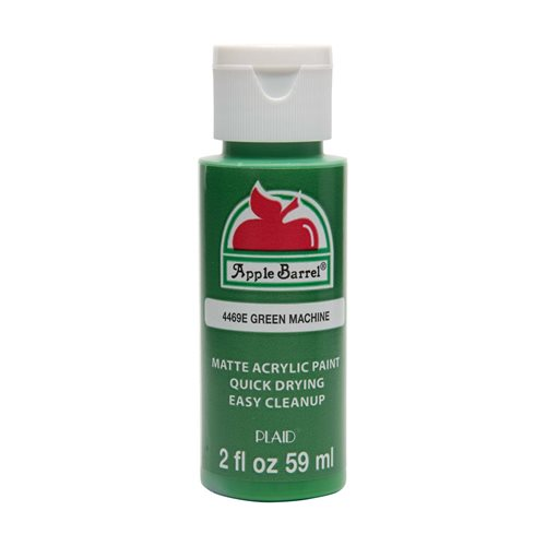 Apple Barrel ® Colors - Green Machine, 2 oz.