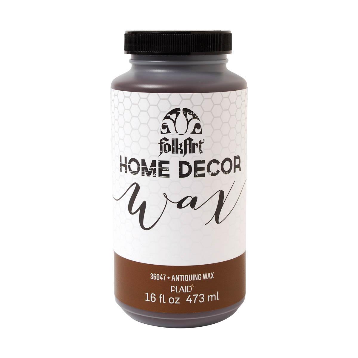 FolkArt ® Home Decor™ Wax - Antiquing, 16 oz.