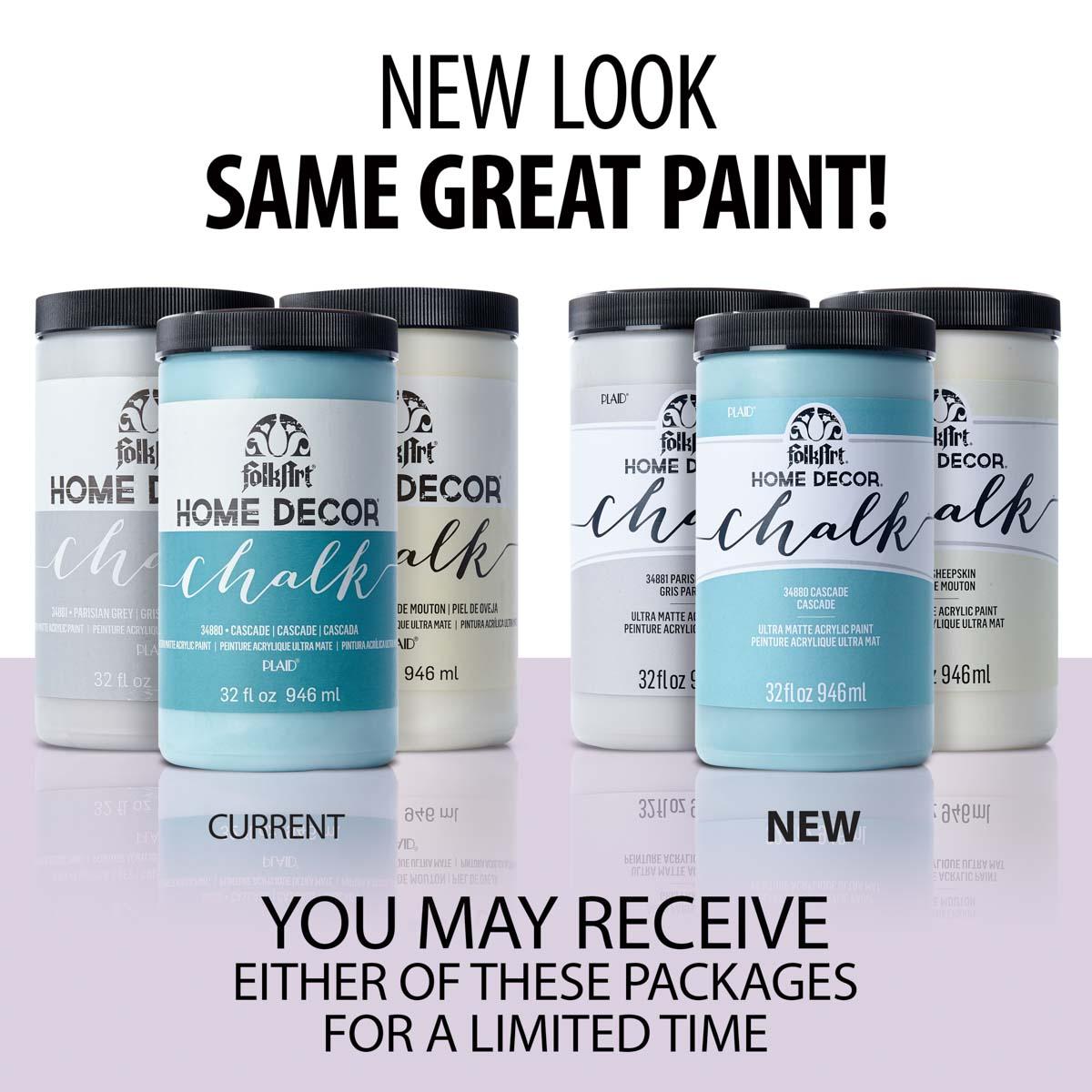 FolkArt ® Home Decor™ Chalk - Sheepskin , 32 oz. - 34879