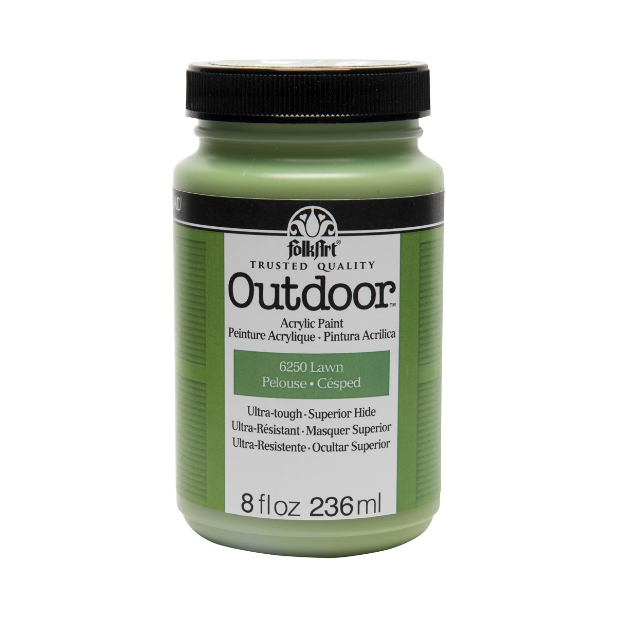 FolkArt ® Outdoor™ Acrylic Colors - Lawn, 8 oz. - 6250
