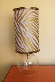 Lamp Shade DIY Project