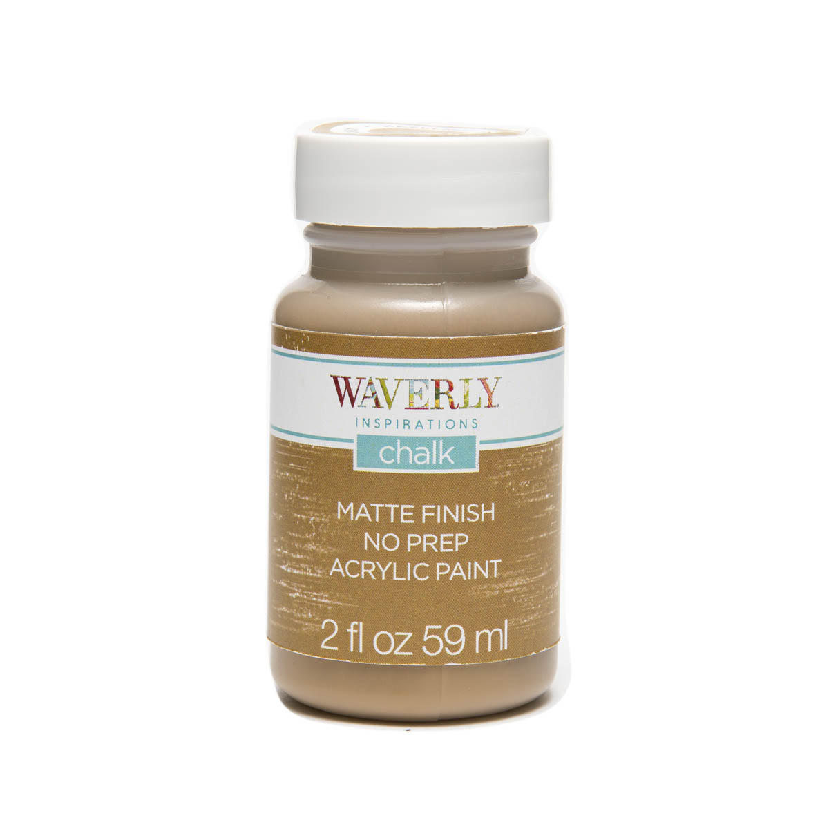 Waverly ® Inspirations Chalk Finish Acrylic Paint - Hazelnut, 2 oz. - 60893E