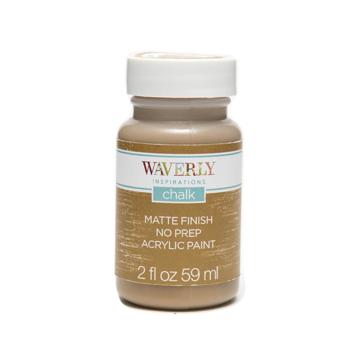 Waverly ® Inspirations Chalk Finish Acrylic Paint - Hazelnut, 2 oz.