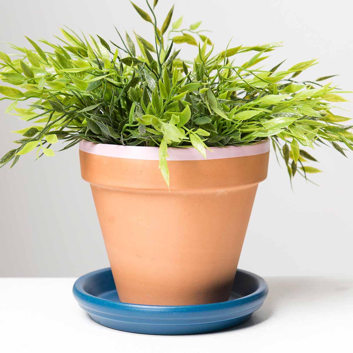 Geometric Flower Pot