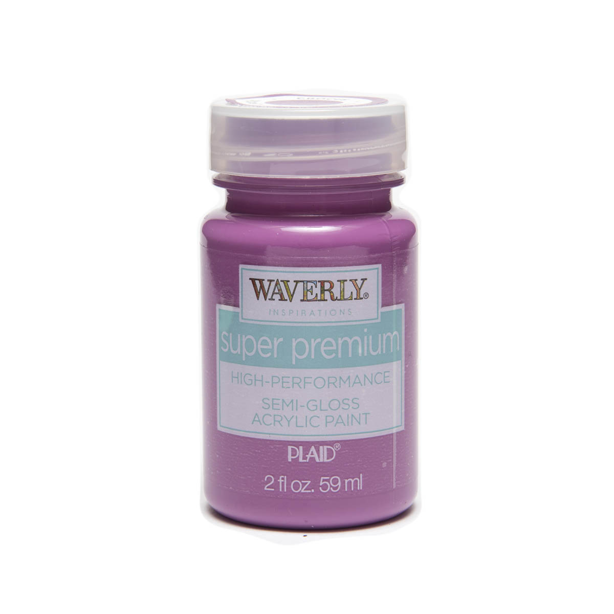 Waverly ® Inspirations Super Premium Semi-Gloss Acrylic Paint - Crocus, 2 oz.